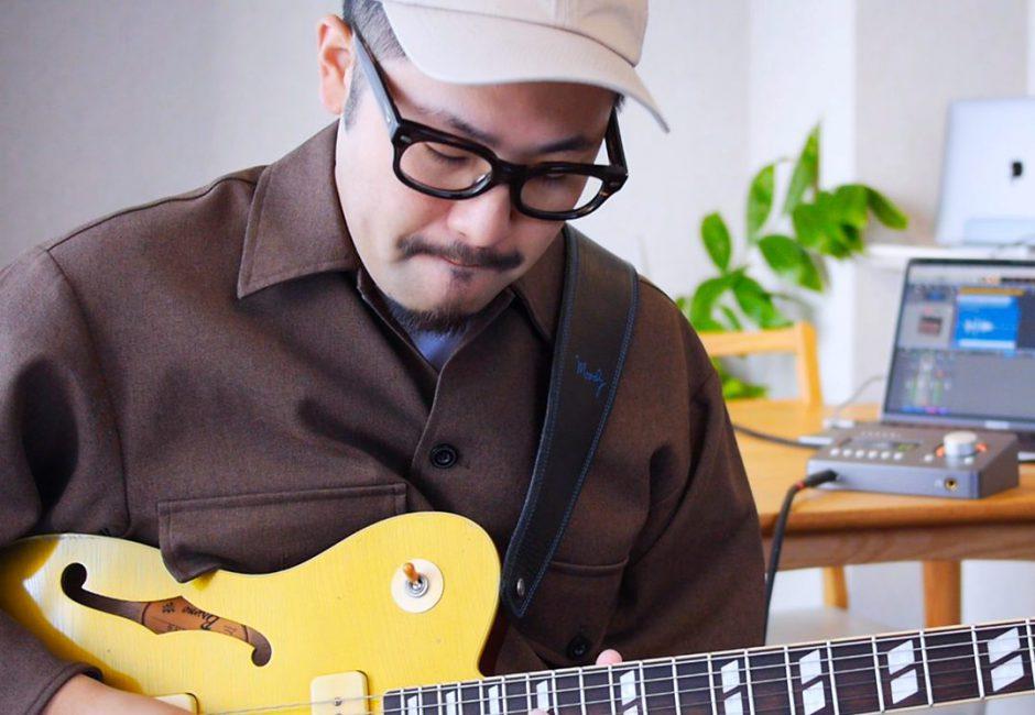 【インタビュー】アーティストの新しい在り方を提示するギタリスト|ソエジマトシキ・ロングインタビュー