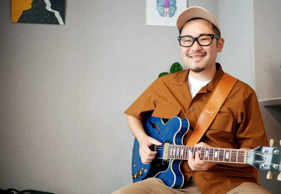 【ソエジマトシキ(Toshiki Soejima)】ギタリスト+音楽教室経営のベンチャー音楽家