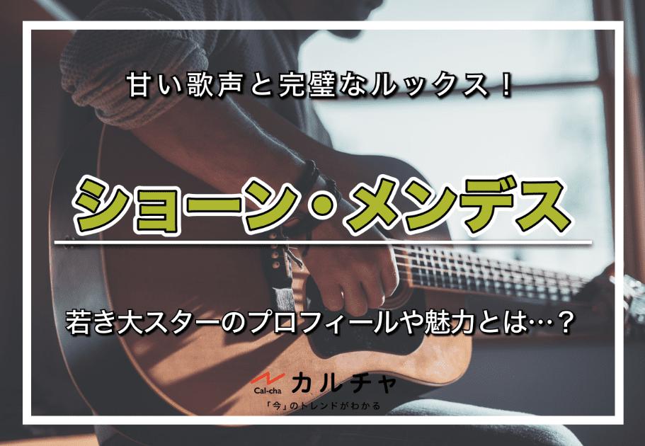 ショーン・メンデス – 甘い歌声と完璧なルックス! 若き大スターのプロフィールや魅力とは…?